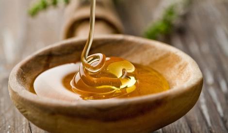 Мед подарує вам чисту шкіру