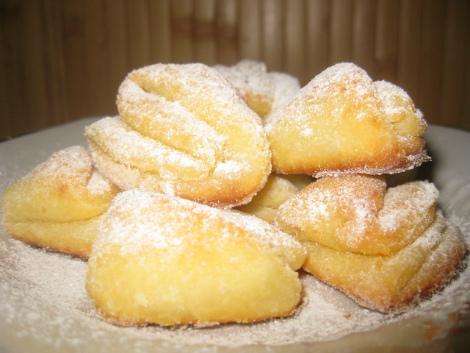 Сирно-кокосове печиво