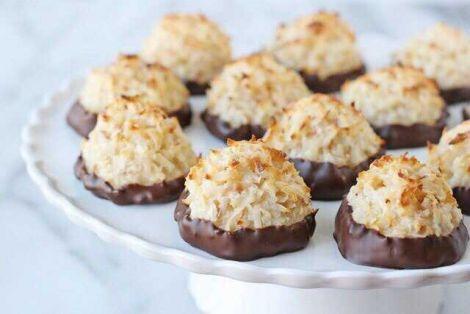 Готуємо сирно-кокосове печиво для родини