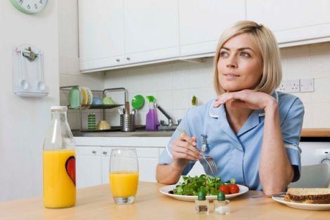 Хочете схуднути? Їжте повільніше!