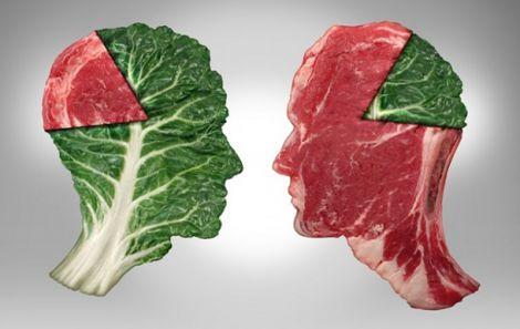 Яку небезпеку несе відмова від м'яса?