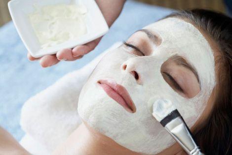 Содова маска для обличчя