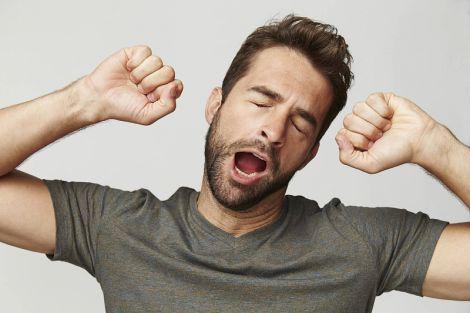 Часто позіхаєте?  Можливо, у вас проблеми зі здоров'ям