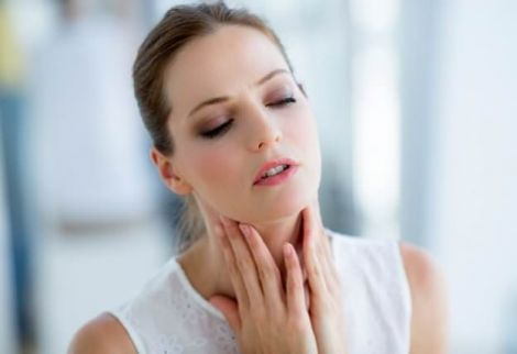 Біль у горлі може свідчити про фарингіт