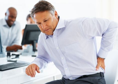 Біль у спині значно погіршує якість життя