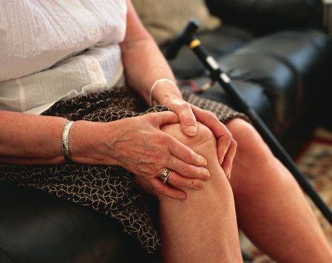 Причины боли в коленях