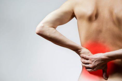 Звички, які провокують біль у спині
