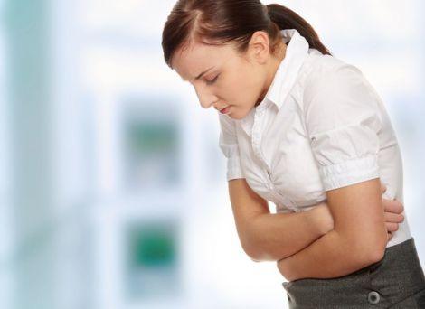 Про виразку шлунку може сигналізувати біль