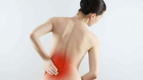 Небезпека болю в спині