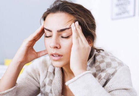 Чому виникає головний біль