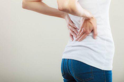 Основні причини болю у спині