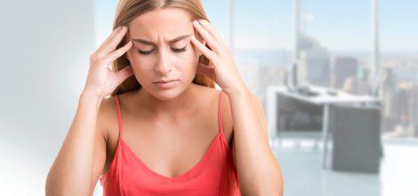 Пробудження з головним болем