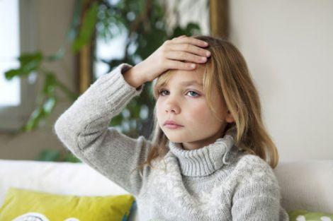Чому у дітей болить голова?