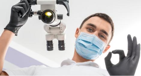 Как выбрать стоматологический микроскоп
