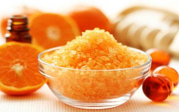 Апельсин проти целюліту