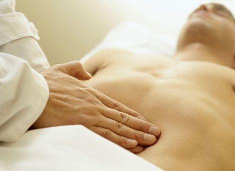 Основні ознаки інтоксикації печінки