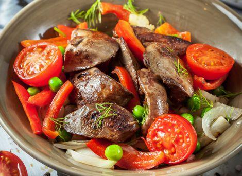 Рецепт курячої печінки