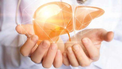 Симптом раку печінки