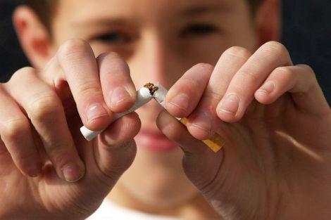 Як кинути курити і не набрати зайві кілограми