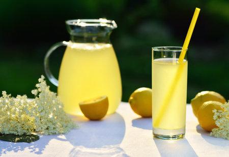 Напій довгожителів із квітів бузини