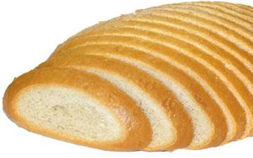 зловживання білим хлібом може призвести до ожиріння