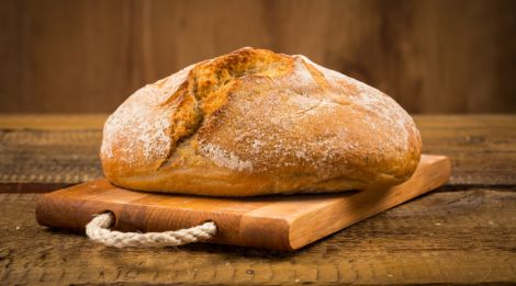 Правила зберігання хліба