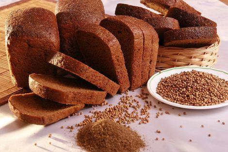 Житній хліб для оздоровлення кишечника