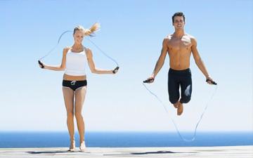 вправи з скакалкою корисні для нашого здоров'я