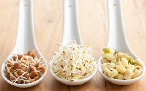 Пророщені зерна зміцнять здоров'я