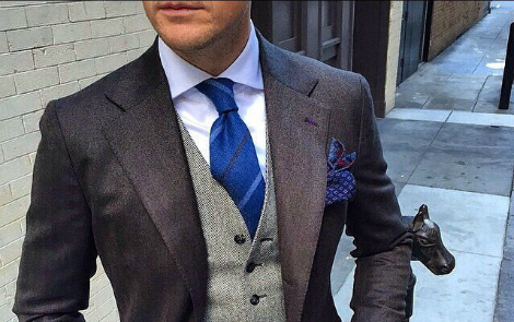 Чоловіча мода 2017