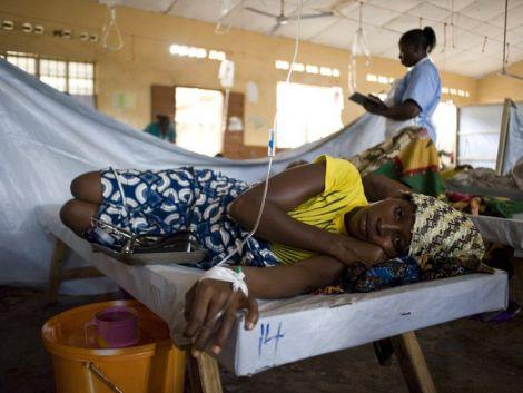 Спалах холери у Судані