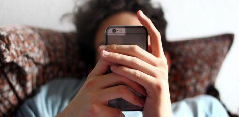 Випромінювання мобільного телефона