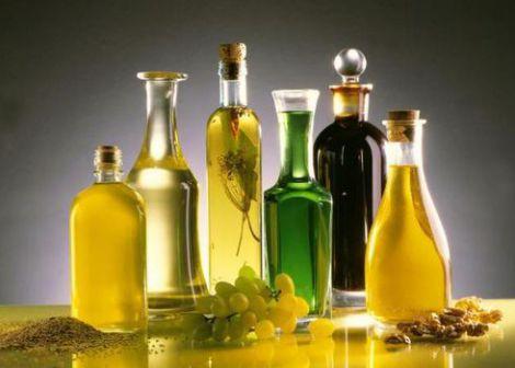 Лікувальні властивості олій