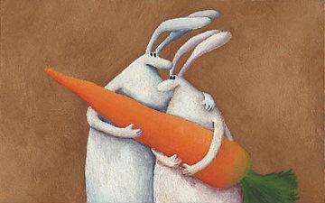Любіть моркву - і будьте здорові