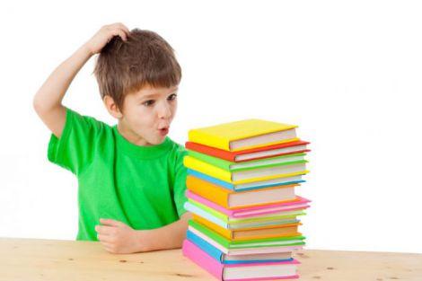 Користь звичайних книг для здоров'я дітей