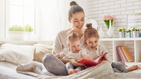 Чому у дитячому віці корисно читати книги?