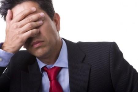 Виникає втома та депресія