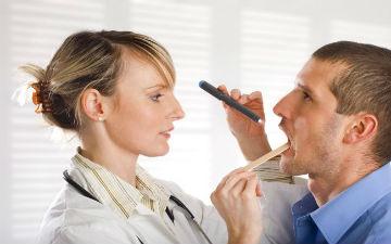 Як швидко вилікувати хворе горло