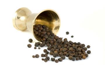 Чорний перець лікує бронхіт
