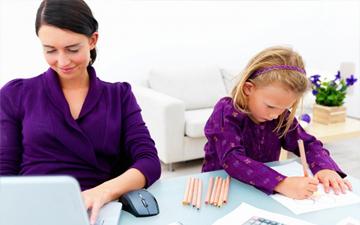 поєднання робочих обов'язків і домашніх не повинне позначатись на здоров'ї жінки