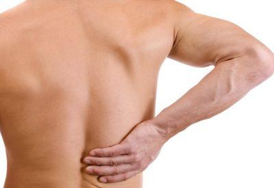 Різкий біль у спині