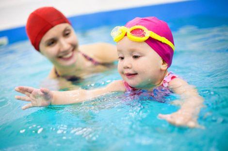Плавання - корисне та цікаве заняття