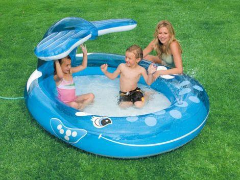 Дитячий надувний басейн