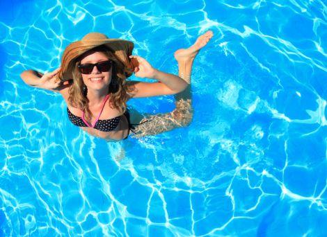 Хвороби у басейні