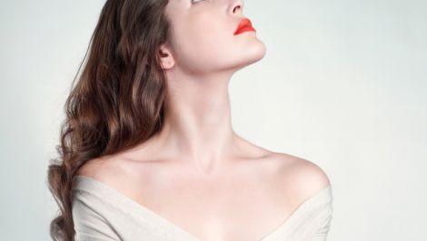 Маски проти зморшок на шиї