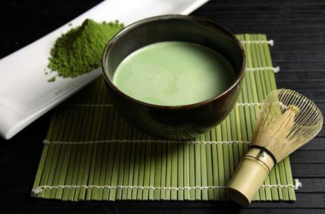 Зелений чай для молодості шкіри