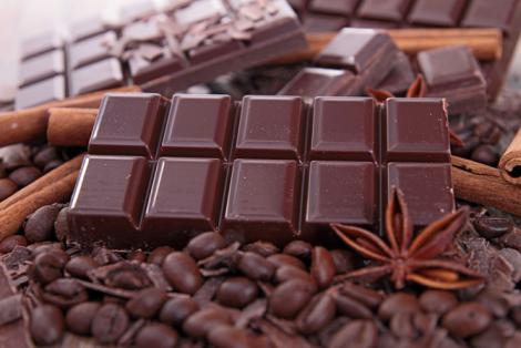 Темний шоколад корсино вживати для шкіри