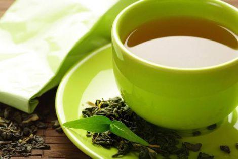 Що відбувається з організмом після зеленого чаю?