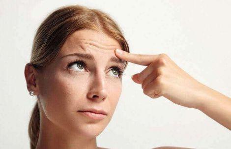 Зморшки на чолі можуть вказувати на хвороби