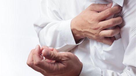 Ознаки серцевого нападу